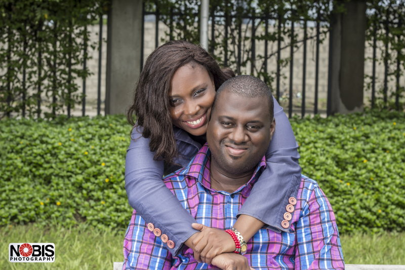Pre-Wedding Shoot:  Caroll & Sumbo