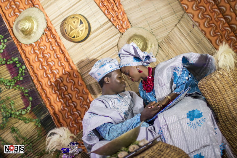 Wedding Shoot: Tito & Segun